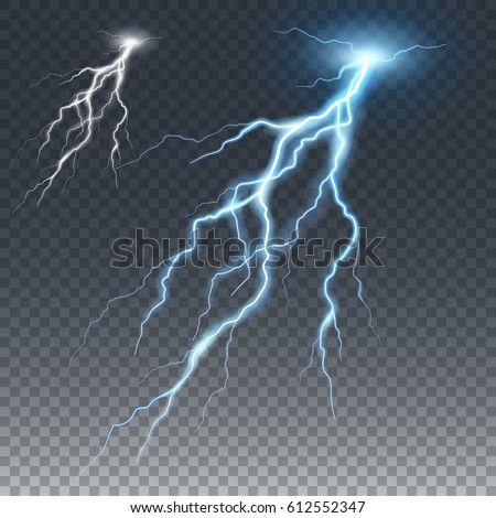 lightning and thunder bolt