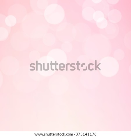 lights on pink background