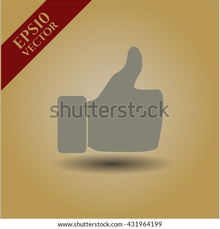 like icon vector symbol flat eps jpg app web concept website