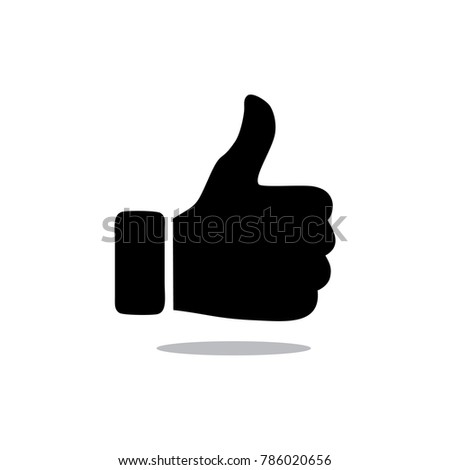 like thumb up logo