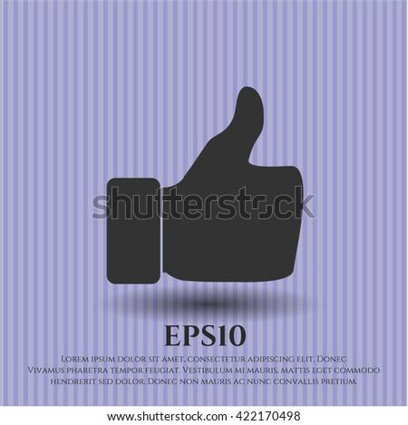 Like vector symbol