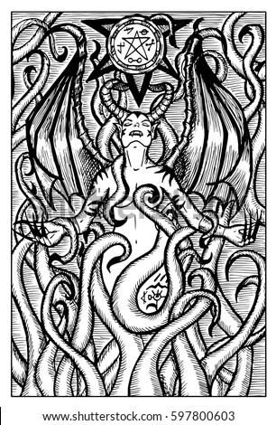 lilith  female demon hand