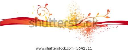 line design - stock vector
