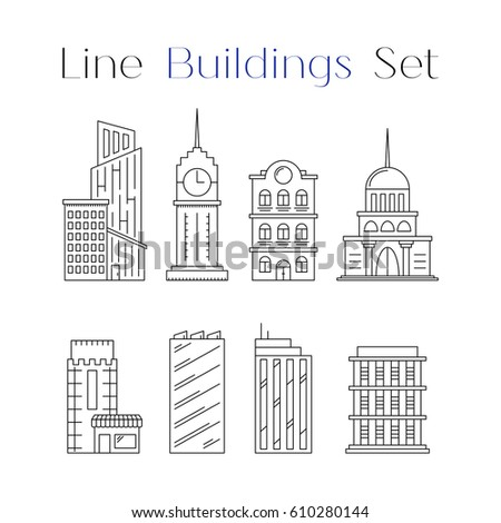 line design art house and...