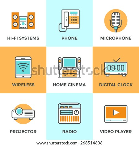 Video Display Devices Video Multimedia Devices