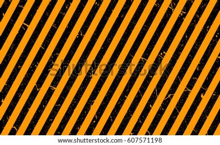 line orange and black color
