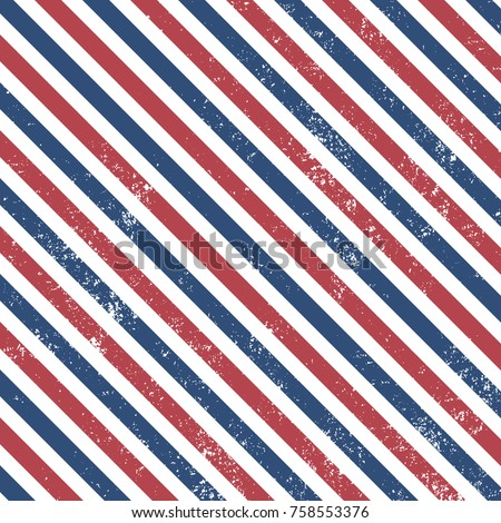 Line pattern background in barber colors