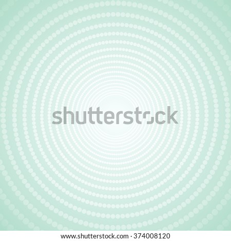 Line radial string of beads style background graphic design.