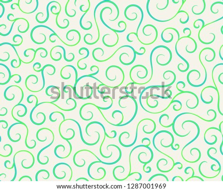 line spiral abstract seamless