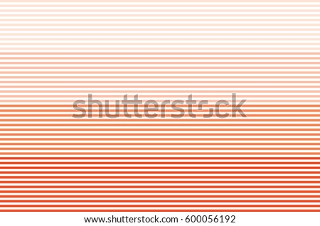 line strips in red band