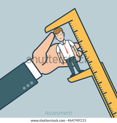 linear flat big boss measure