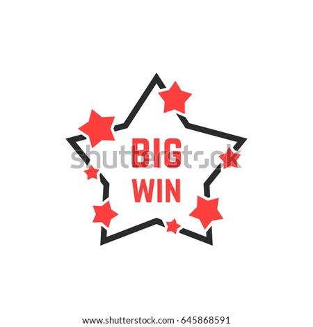 linear star icon like big win