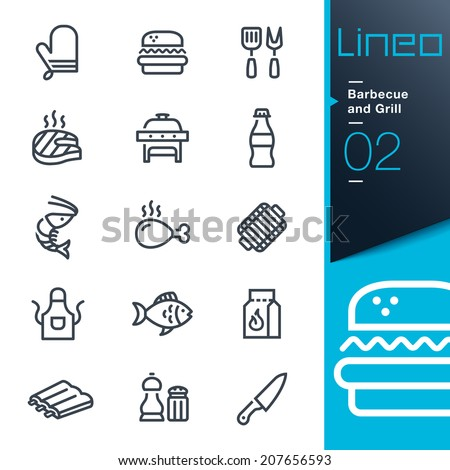 lineo   barbecue and grill