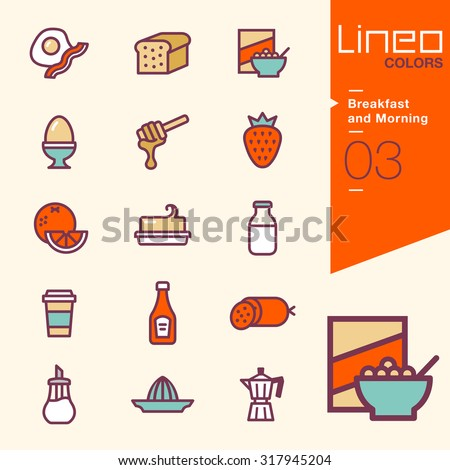 lineo colors   breakfast and
