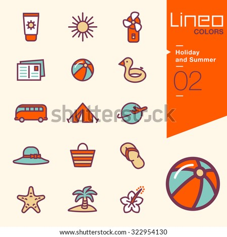 lineo colors   holiday and