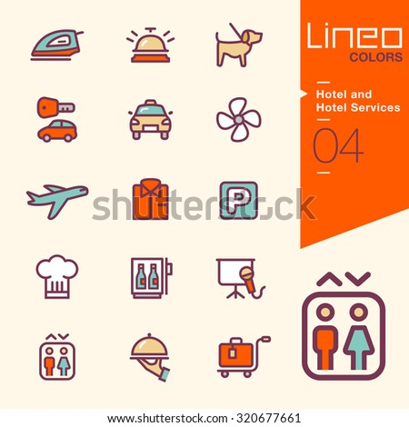 lineo colors   hotel and hotel