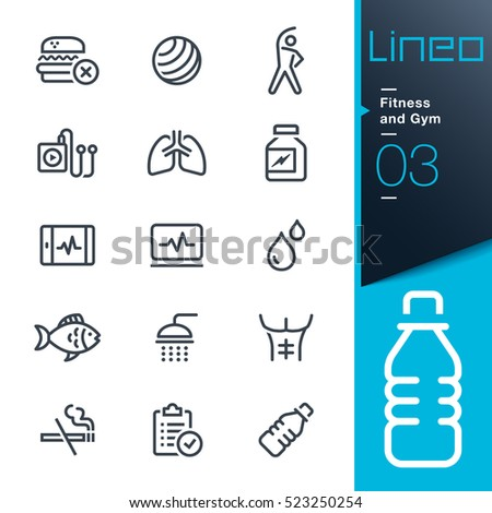 lineo   fitness and gym line