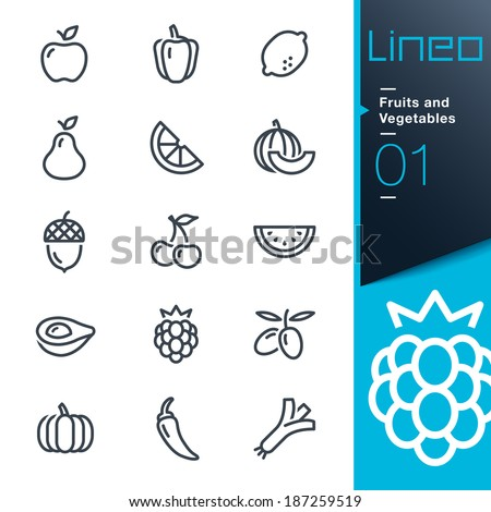 lineo   fruits and vegetables