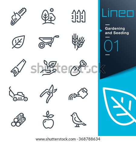 lineo   gardening and seeding