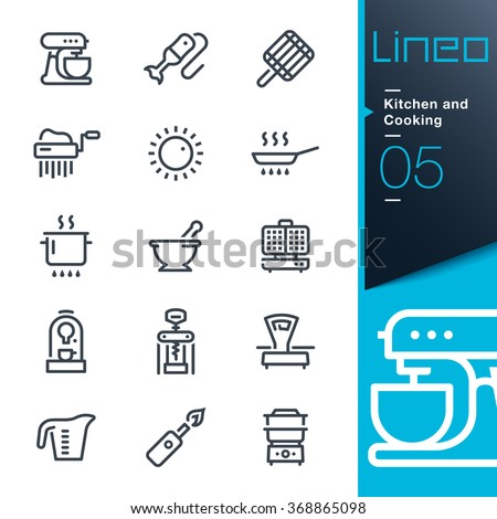 lineo   kitchen and cooking