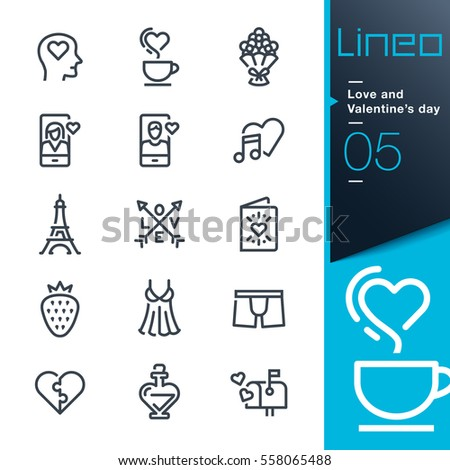 lineo   love and valentine's