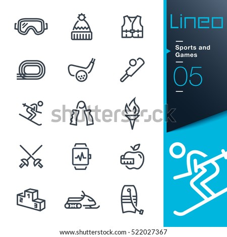 lineo   sports and games line
