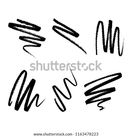 Liner or marker texture set