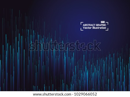 Lines composed of glowing backgrounds, abstract vector background #1029066052