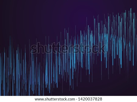 Lines composed of glowing backgrounds, abstract vector background #1420037828