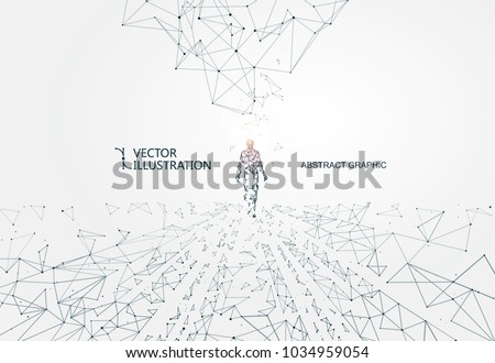 lines connected to science