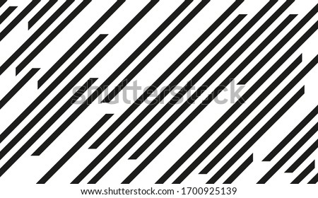 Lines pattern background. Vector illustration. Сток-фото ©