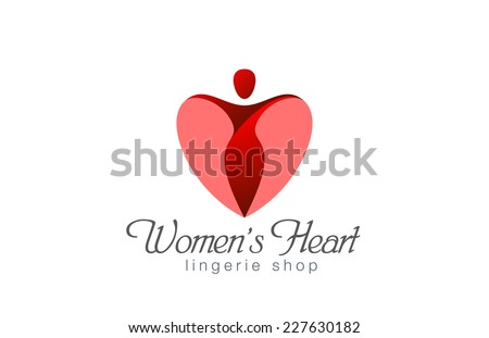 lingerie shop logo design