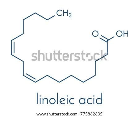 linoleic acid  la  molecule