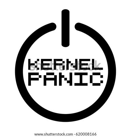 linux error kernel panic vector