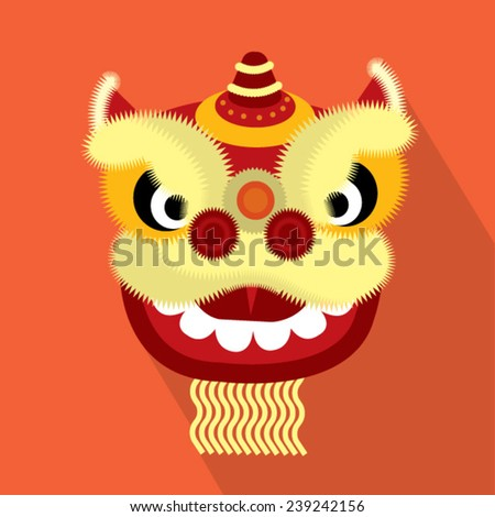 Lion Dancing Head Lion Head/lion Dance Head