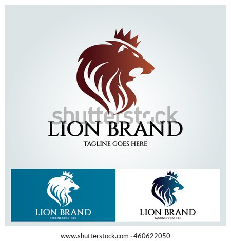 20 of the best Lion logos  Design and Inspiration