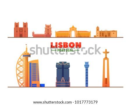 lisbon   portugal   landmarks