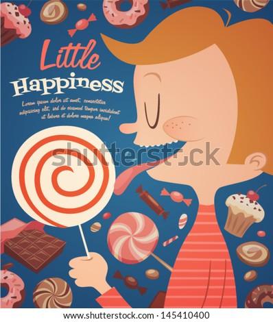 little happiness childish