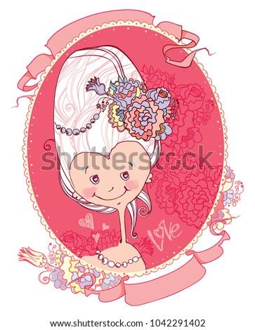 little lady sweet pink