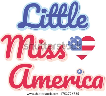 little miss america quote