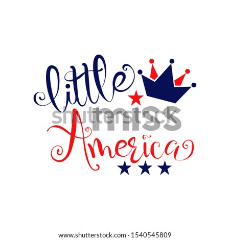 little miss america the crown