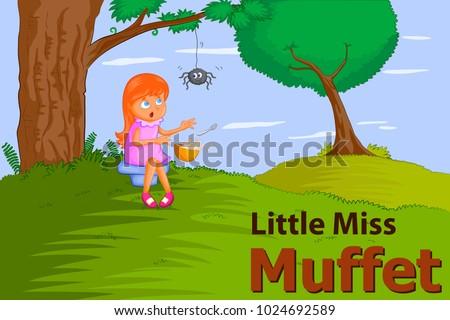 little miss muffet  kids