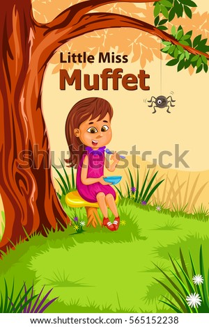 little miss muffet  kids