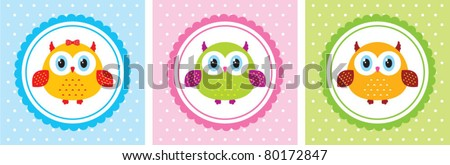 little owl tags