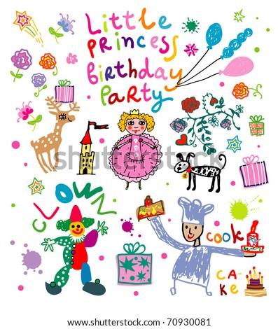 little princess birthday party