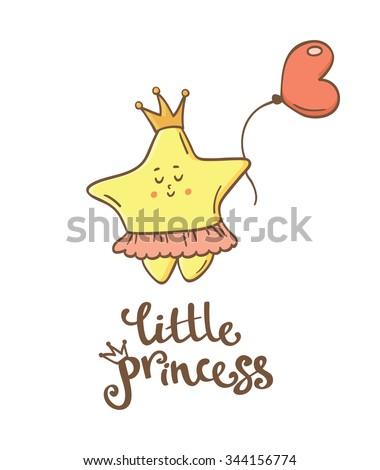 little princess little star