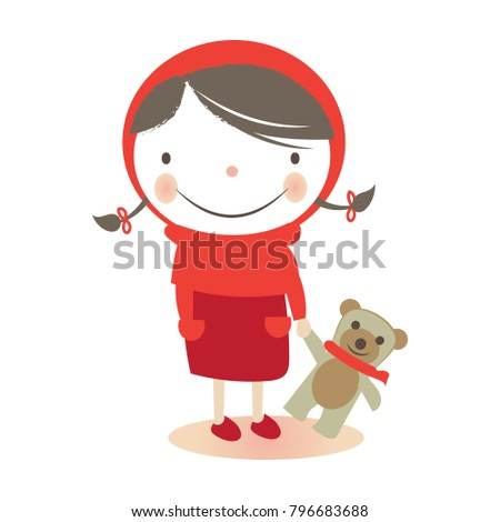 little red riding hood and