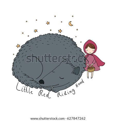 little red riding hood fairy
