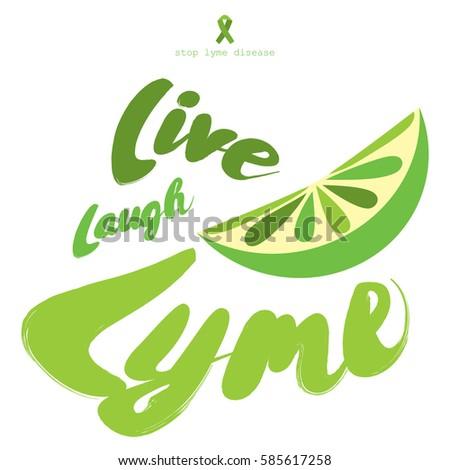 live  laugh  lyme stop lyme