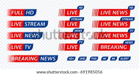 live stream tv news red with